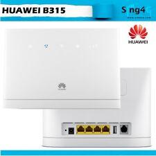 Huawei B315 B315s607 Sim Card Router 4G 150Mbps 4 LAN 32WIFI 1 TEL PORT
