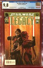 Star Wars Legacy #18 Comic Book CGC 9.8 NM/MT Dark Horse Dec 2007 Darth Krayt