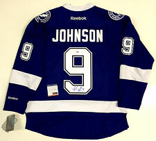 3a2c41d5a TYLER JOHNSON SIGNED 2015 STANLEY CUP TAMPA BAY LIGHTNING JERSEY PSA DNA COA