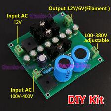 100V-380V High Voltage Power Supply Kit 12V 6V F Magic Eye / Nixie tube filament