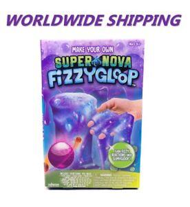 Super Nova Fizzygloop Fun Slime Kit for Kids and Teens WORLDWIDE SHIPPING