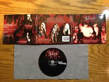 NATRON - NEGATIVE PREVAILS 1999 LTD ED 1PR DIGIPAK MINT! SUFFOCATION CRYPTOPSY