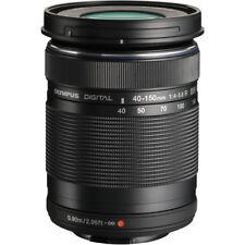 Olympus M.Zuiko Digital ED 40-150mm f/4.0-5.6 R Lens - Black