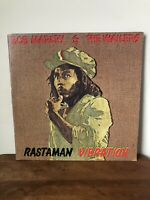 Bob Marley And The Wailers – Rastaman Vibration – Roots Reggae Vinyl LP-Original