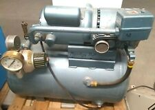 Bell Amp Gossett Syct 93 1 Oil Less 34hp Compressor With Tank Amp Reg Partsrepair