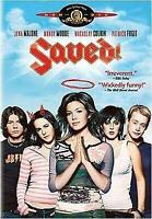 Saved! DVD Movie Macaulay Culkin Mandy Moore