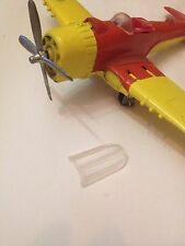 HUBLEY KIDDIE TOY LANCASTER PA.USA FIGHTER AIRPLANE COCKPIT COVER NEW REPLICA