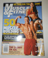 Muscle & Fitness Magazine 50 Muscle Breakthroughs NO ML December 2007 110414R