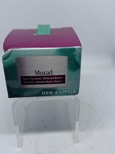 Murad Hydro-Dynamic Ultimate Moisture Dew A Little Hydration 0.5 oz New In Box