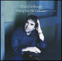 CHRIS DE BURGH - MISSING YOU : THE COLLECTION CD ~ GREATEST HITS ~ BEST OF *NEW*