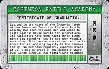 MechWarrior Age of Destruction mapa-p-001 Graduate/Robinson Battle Academy