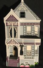 Edwardian Green # Sf104 San Francisco Ca Shelia'S Victorian Row House