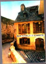 Vintage unused  Postcard, France, Paternal House of St Bernadette Lourdes