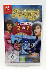 Nintendo Switch Season Match 2in1  1 + 2 HD NEU & OVP