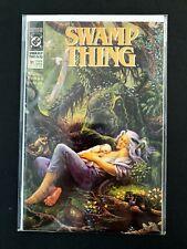 SWAMP THING #91 DC COMICS VF 1990