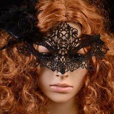 N Eye Mask Lace Venetian Masquerade Ball Halloween Party Fancy Dress Costume
