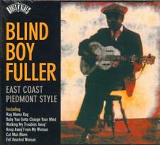 Blind Boy Fuller(CD Album)Roots N' Blues-East Coast Piedmont Style-New