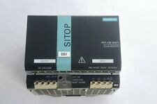 Siemens SITOP Power 20 6EP1436 - 3BA00 3AC IN  - Output 24Vdc 20A 480W Supply