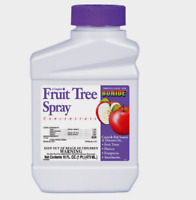 Bonide FRUIT TREE SPRAY Insect & Disease Killer CONCENTRATE Flowers +More 16 oz!