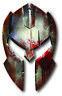 Molon Labe Spartan Helmet Decal Gun Rights Bumper Window Sticker 2nd Amendment