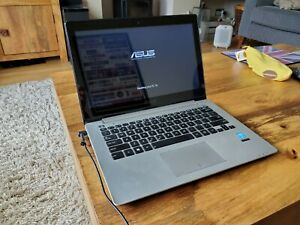 "ASUS VivoBook S301LP-C1048H Intel Core i5-4200u, 750GB HDD, 4GB RAM, 13.3""Screen"