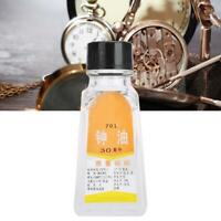 High Grade Pocket Watch & All Watches Lubricant Clean Tool Watch Repair Oil 30ml