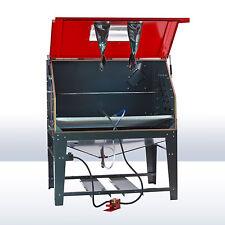 Dema SK1200 Sandstrahlkabine - Rot, 1300 W (24281)