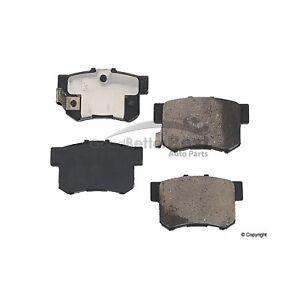 New Genuine Disc Brake Pad Set Rear 43022SP0030 43022SP0020 for Honda for Isuzu