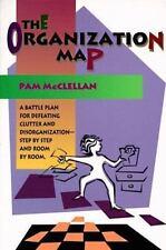 The Organization Map McClellan, Pam Paperback Used - Good