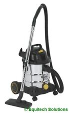Sealey Tools PC200SD110V 20L 110V Wet & Dry Industrial Vacuum Vac Cleaner New