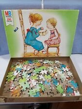 """Vintage 1976 Holly Hobbie Jigsaw Puzzle 4677-4 Sealed 250 Pc Sisters 20x14"""""""