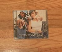 MADONNA & MISSY Into The Hollywood Groove New Sealed GAP CD!