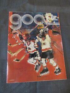1977-78 Colorado Rockies Hockey Program vs. Philadelphia Flyers