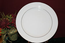 Set of 5 Lenox Continental Dinning Patinum Dinner Plates NEW USA second