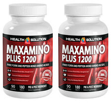 Post Workout Recovery - MAXAMINO PLUS 1200 - Ideal For Post Workout 2B