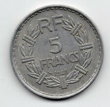 France - Frankrijk - 5 Franc 1948