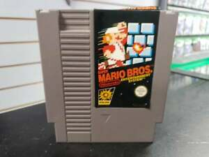 Super Mario Bros NES Nintendo Cart Only Fast & Free Delivery