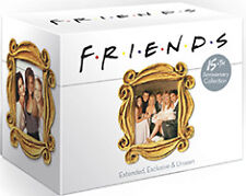 FRIENDS - COMPLETE COLLECTION BOX SET - DVD - REGION 2 UK