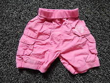 BABY GIRLS SHORTS ~ FROM TU ~ SIZE 9-12 MONTHS ~ BOX A11