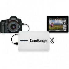 CamRanger Wireless Control of Digital SLR with iPad & iPhone x Canon Nikon