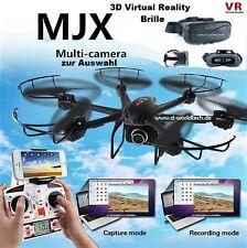 FPV Wifi 3D Pro Hexa-Drohne +3D VR Brille & HD Livebild Kamera C4018-Coming Home