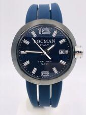 Orologio Locman 422PVDKBLG/490 Acciaio Pvd  3 Bracciali 46mm Scontatissimo Nuovo
