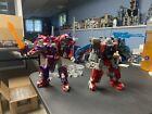 Alpha Trion & Broadside - Transformers Titans Return - Hasbro - Figures USED