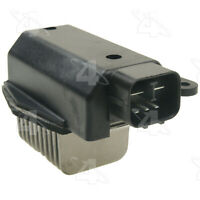 HVAC Blower Motor Resistor-Resistor Block Front 4 Seasons 20412