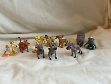 Disney Lion Guard / King - 11 Mini Figures Small Toys Bundle