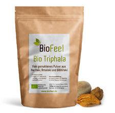 BioFeel - Bio Triphala Pulver, 100g - Dreifrucht