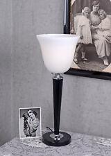 MAZDA Lampada luce da tavolo art. DECO 62 cm NERO