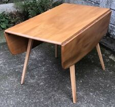 SUPERB RETRO ERCOL EXTENDING DINING TABLE VERY CLEAN  - DELIVERY AVAILABLE