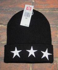 5fdbb9e5446 New ListingMENS ECKO UNLTD STARS BLACK BEANIE HAT CAP ONE SIZE