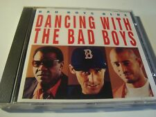 RAR CD. BAD BOYS BLUE. DANCING WITH THE BAD BOYS. 16 TRACKS. MADE IN GERMANY